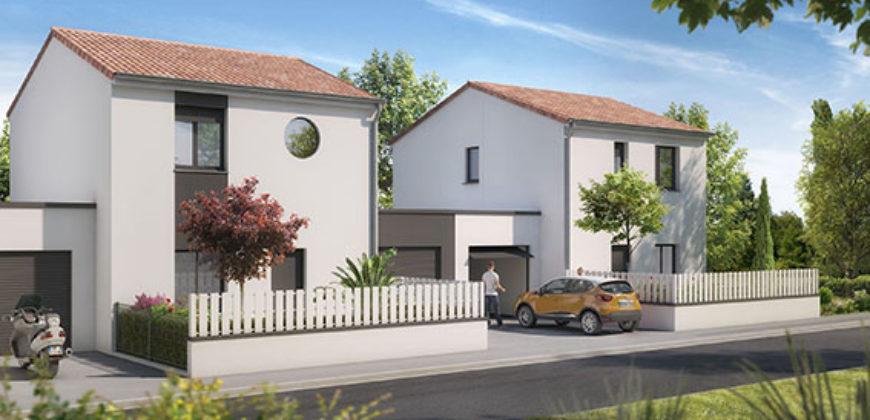 Les Villas de Calliste – Toulouse, Saint-Simon – Villas T3 et T4