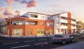 O Coeur de Ville – Appartements neufs T2 et T3 – Fonsorbes