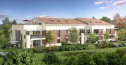 Le Clos Delphine – Appartements neufs du T2 au T4 – Launaguet