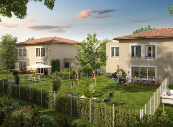 Jardin Riviera – Saint-Sauveur – Villas T4 et T5