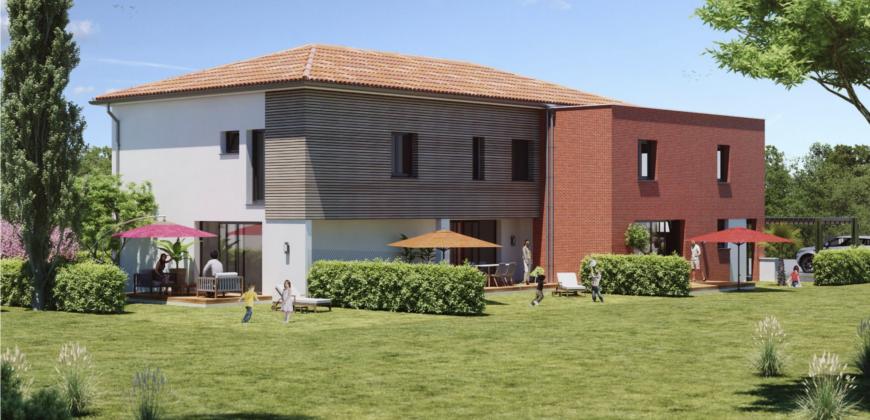INTIME – Toulouse – Villa T4